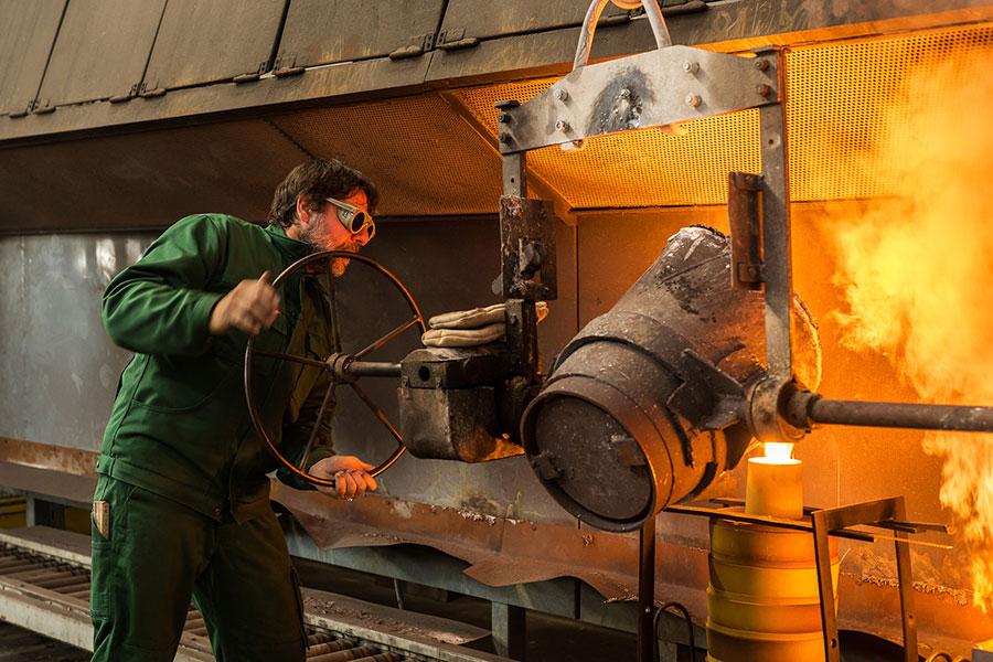 AlNiCo- casting process 1