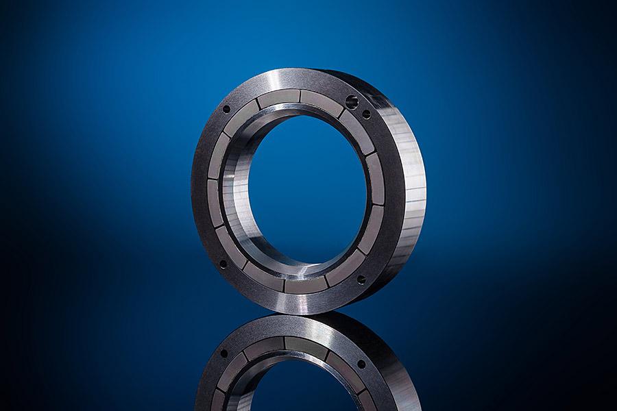 Magnetringsystem mit NdFeB-Magneten