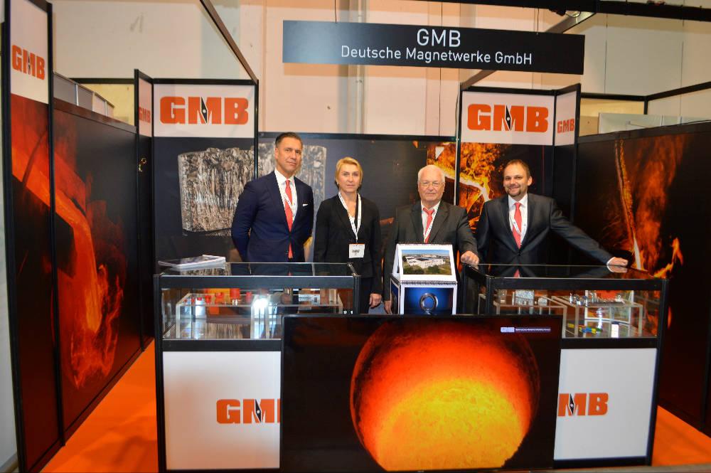 GMB Messestand Coiltech 2017